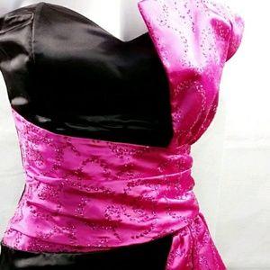 Exquisite Custom Made Couture Dress